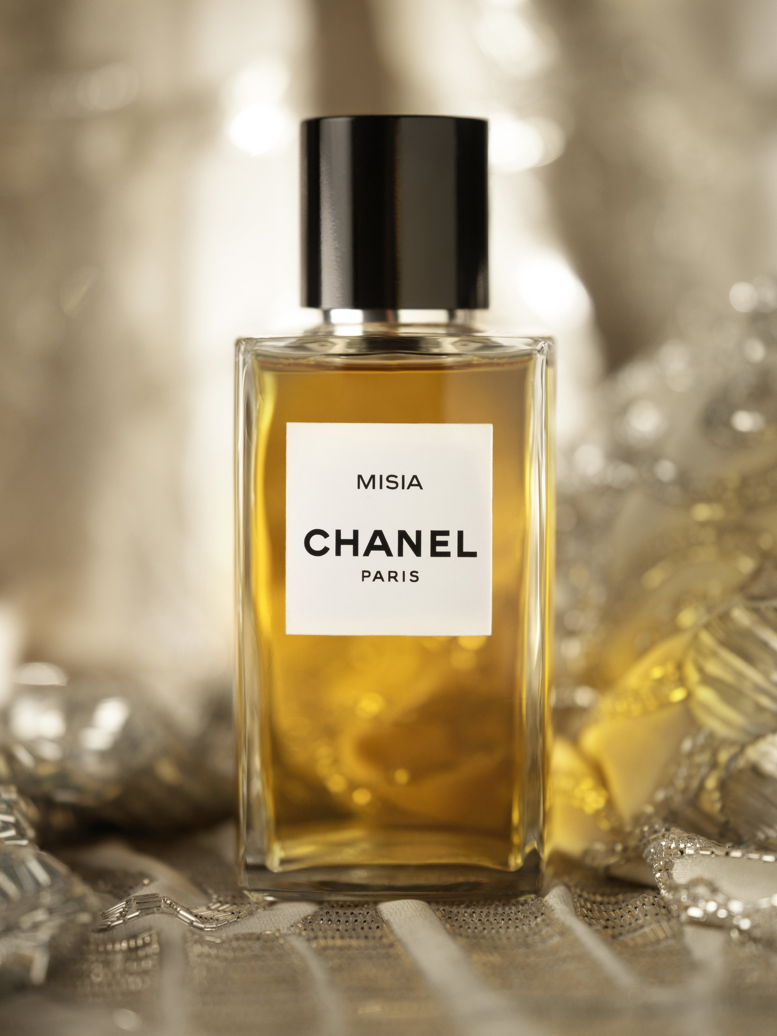 MISIA – A NEW FRAGRANCE BY CHANEL