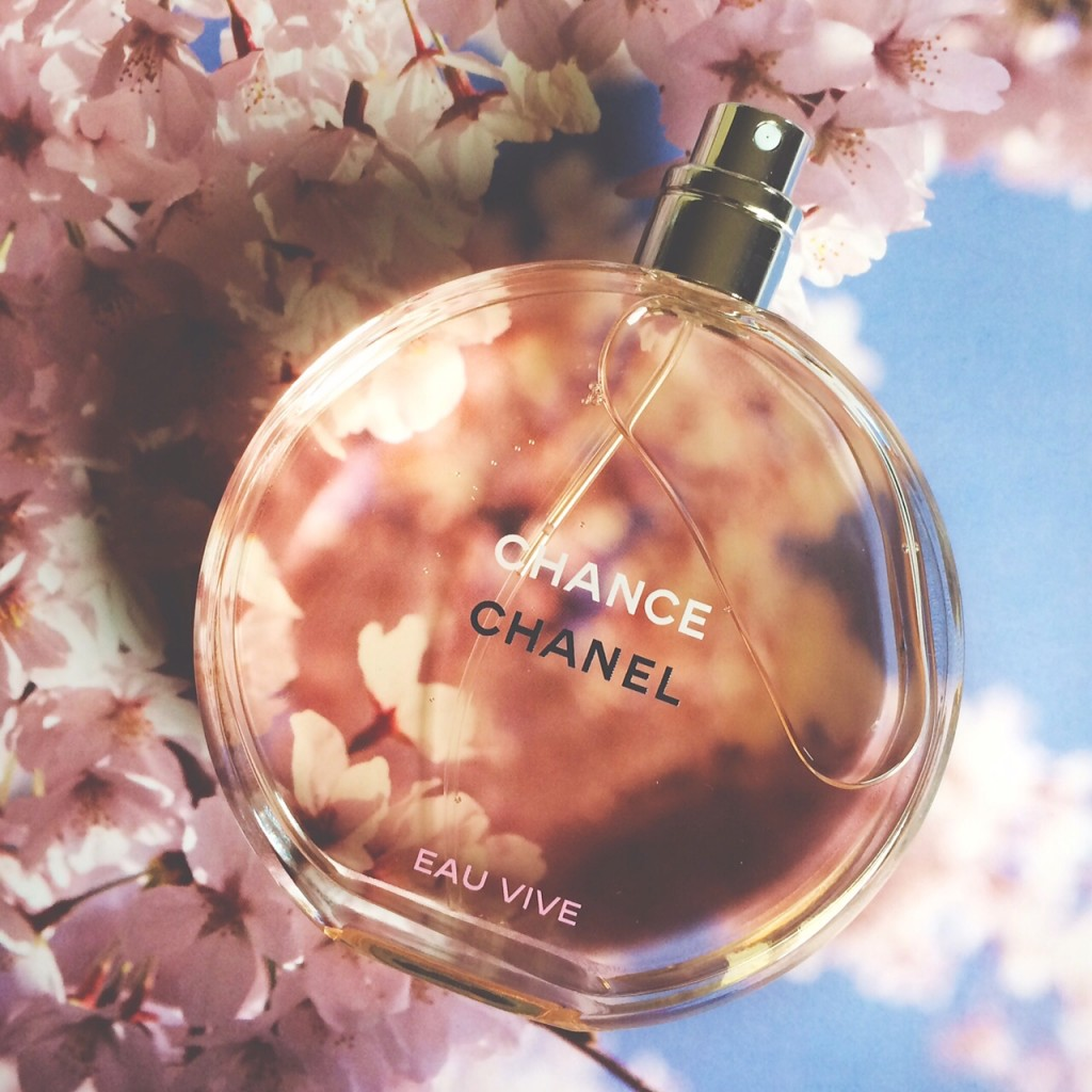 chance eau vive a new fragrance by chanel in my bag. Black Bedroom Furniture Sets. Home Design Ideas