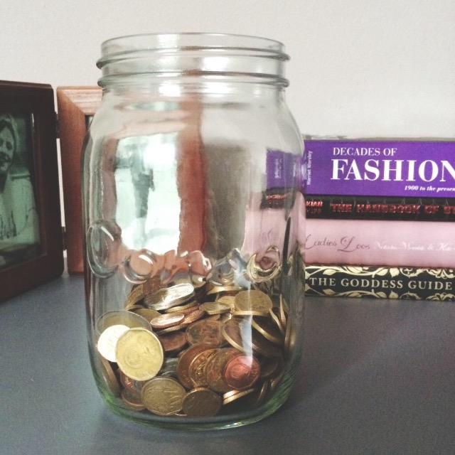 my coin jar