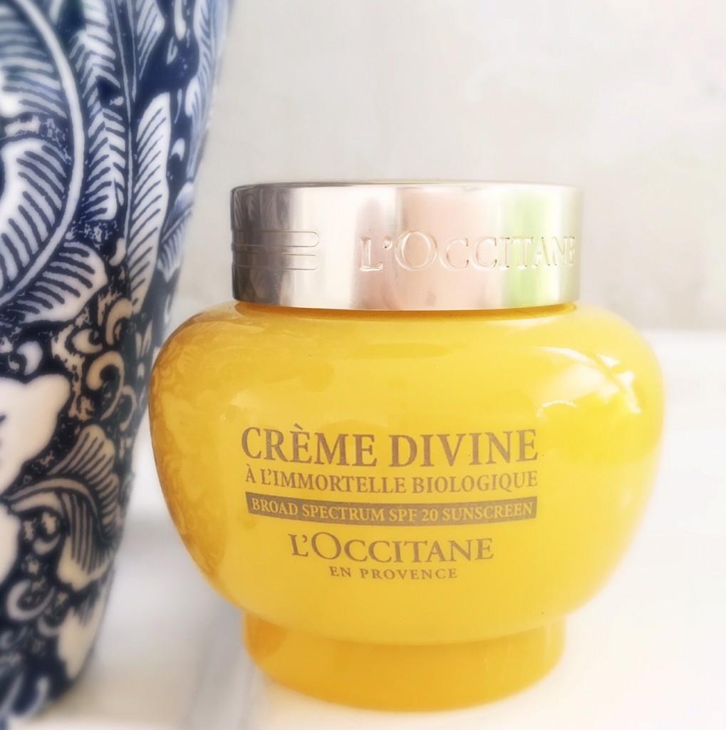 LO Divine cream SPF new
