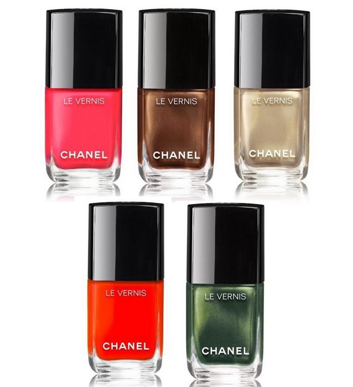Chanel-Summer-2016-Dans-La-Lumiere-de-L'Ete-Makeup-Collection-Le-Vernis