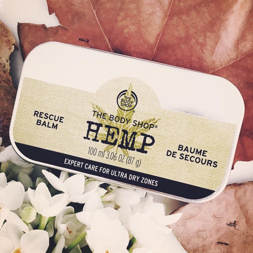 Dry skin -hemp balm