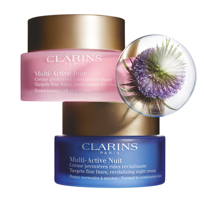clarins multi active day & night
