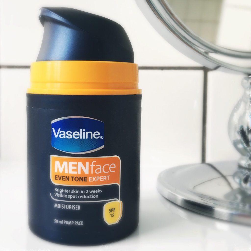 Vaseline Menface 1