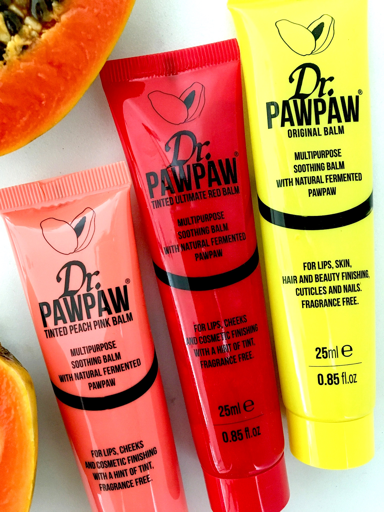Dr Pawpaw hold 2