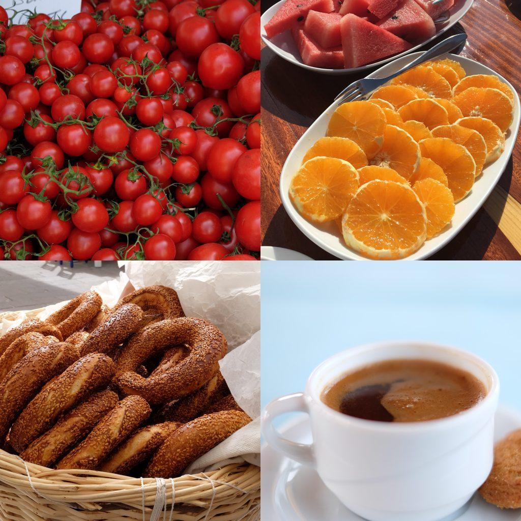Turkey - Food