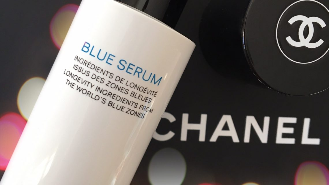 CHANEL Blue Serum 8