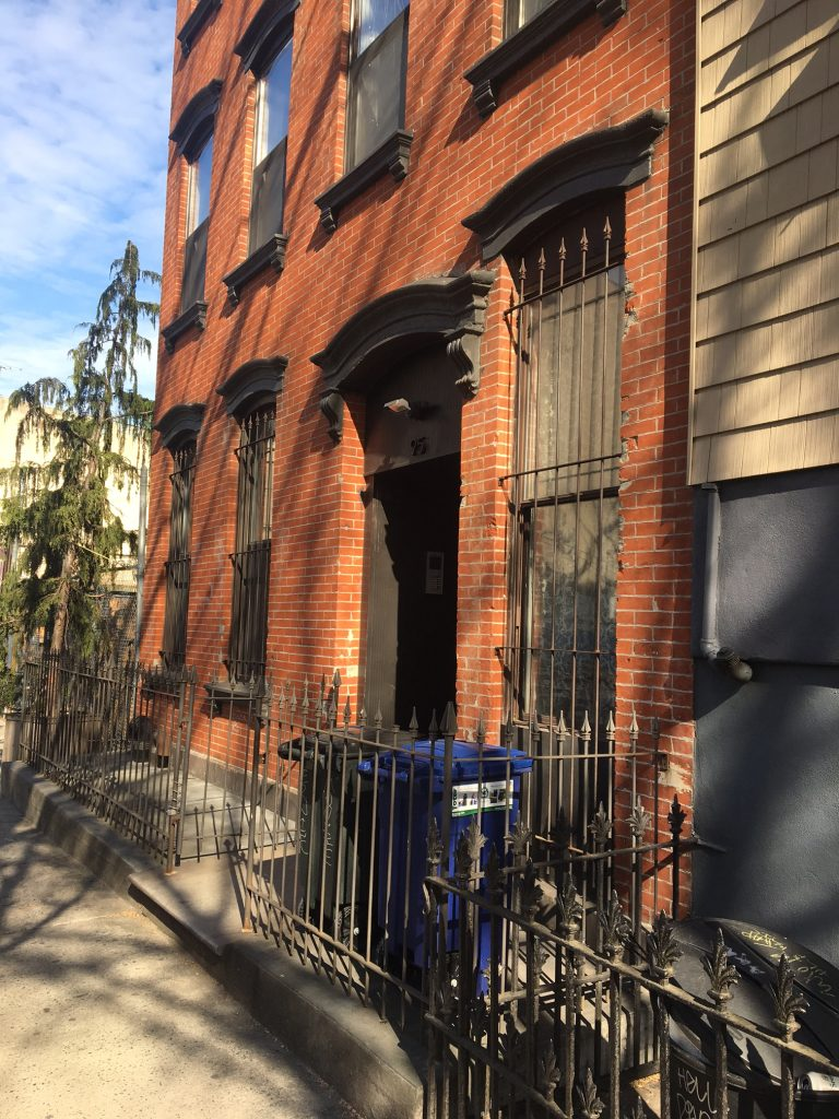 Houses in Brooklyn
