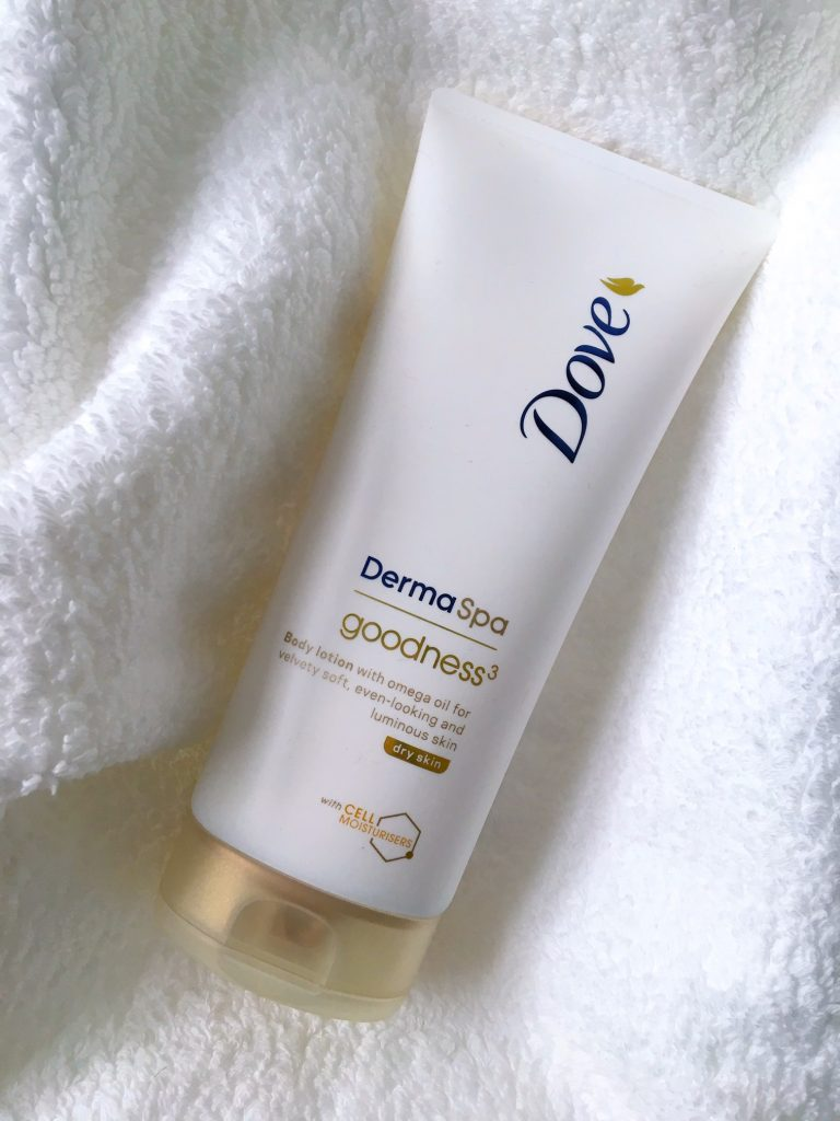 DermaSpa goodness body lotion