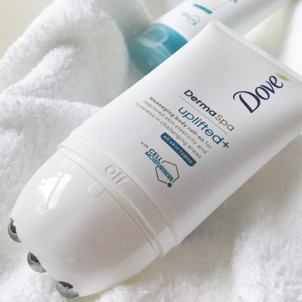 DermaSpa uplifted body roll-on