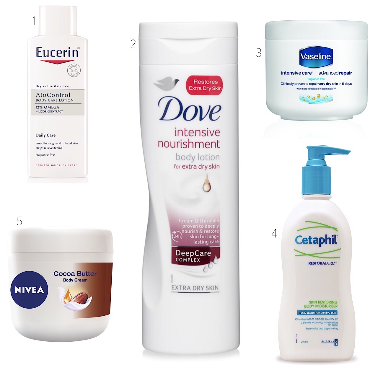 Best Skin Products for My Eczema