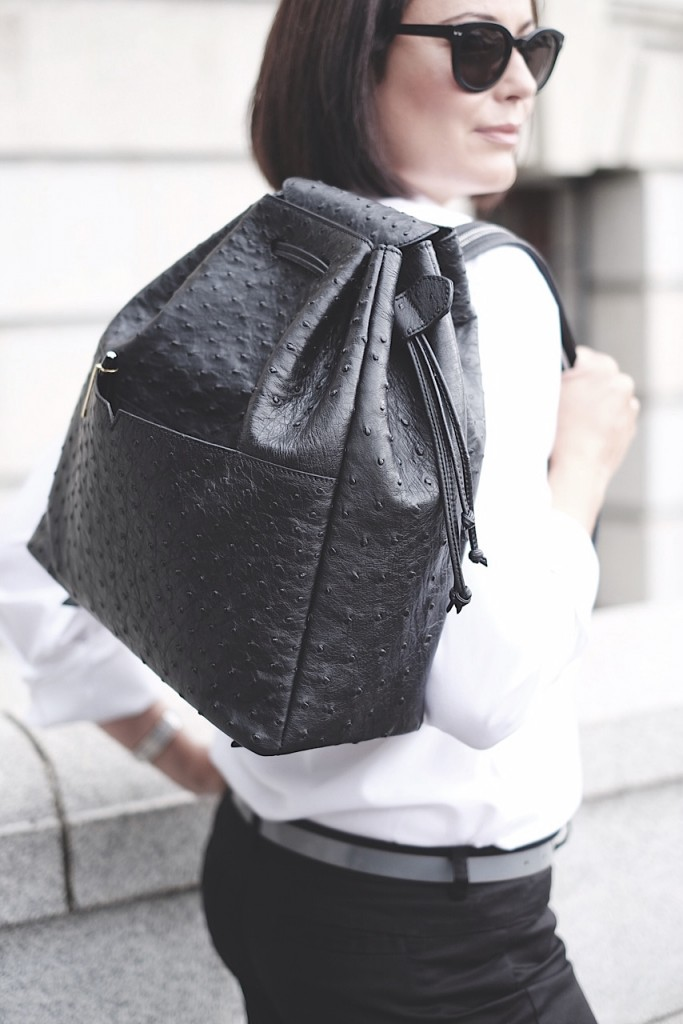 Bag shoulder