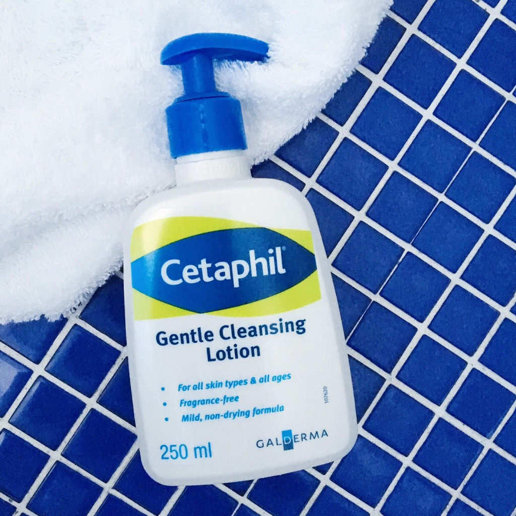 Cetaphil cleansing 1