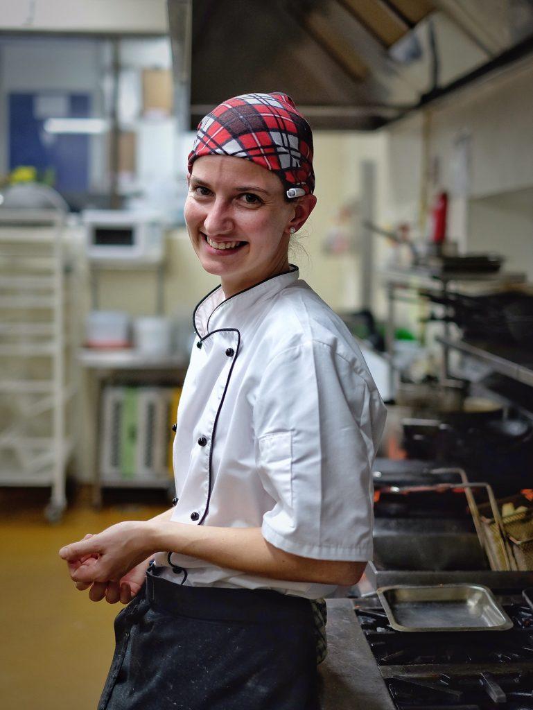 Chef Antoinette