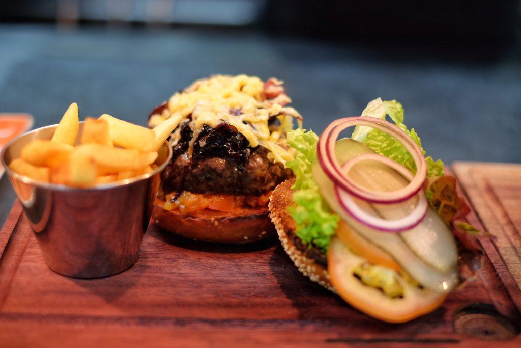 The Plettenberg-burger