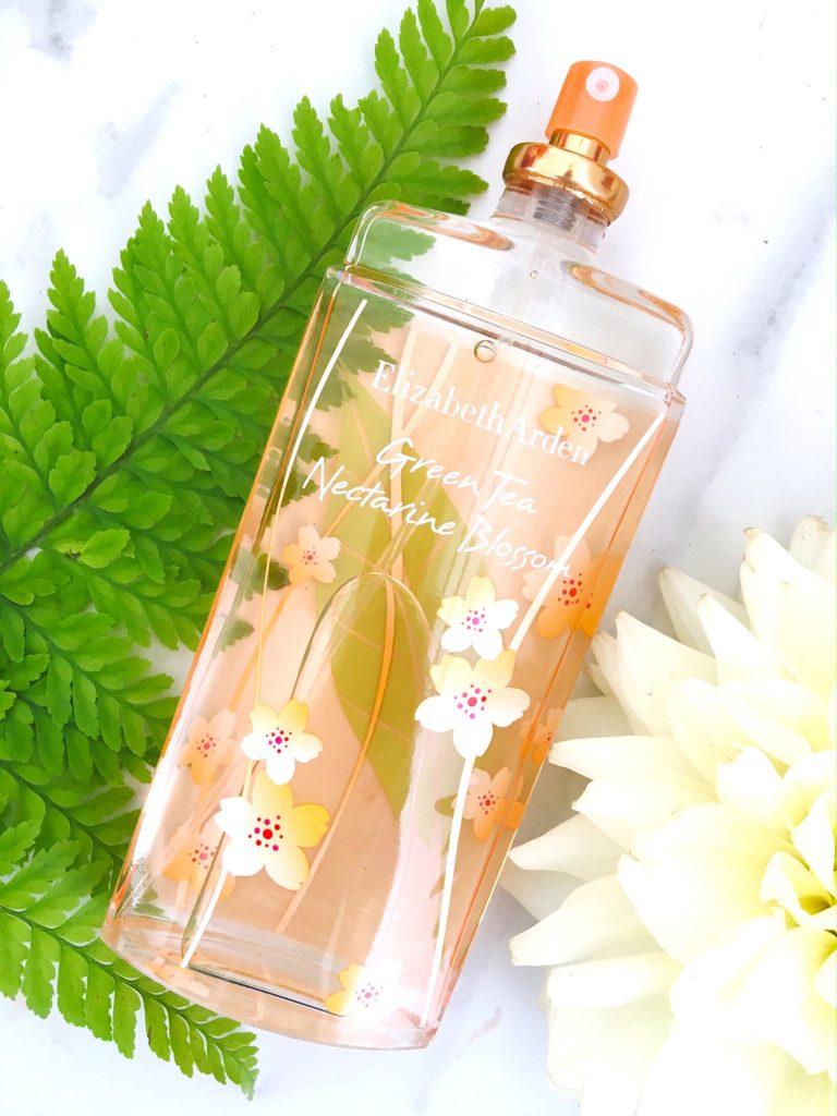Arden Green Tea Nectarine blossom