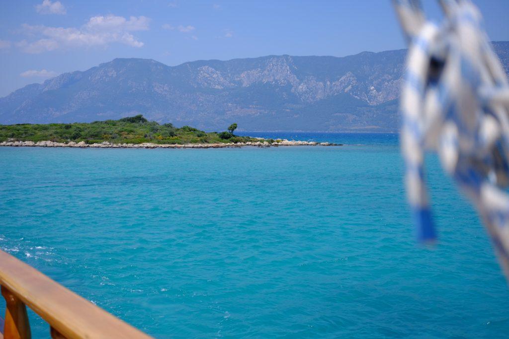 Turkey Cleopatra Bay