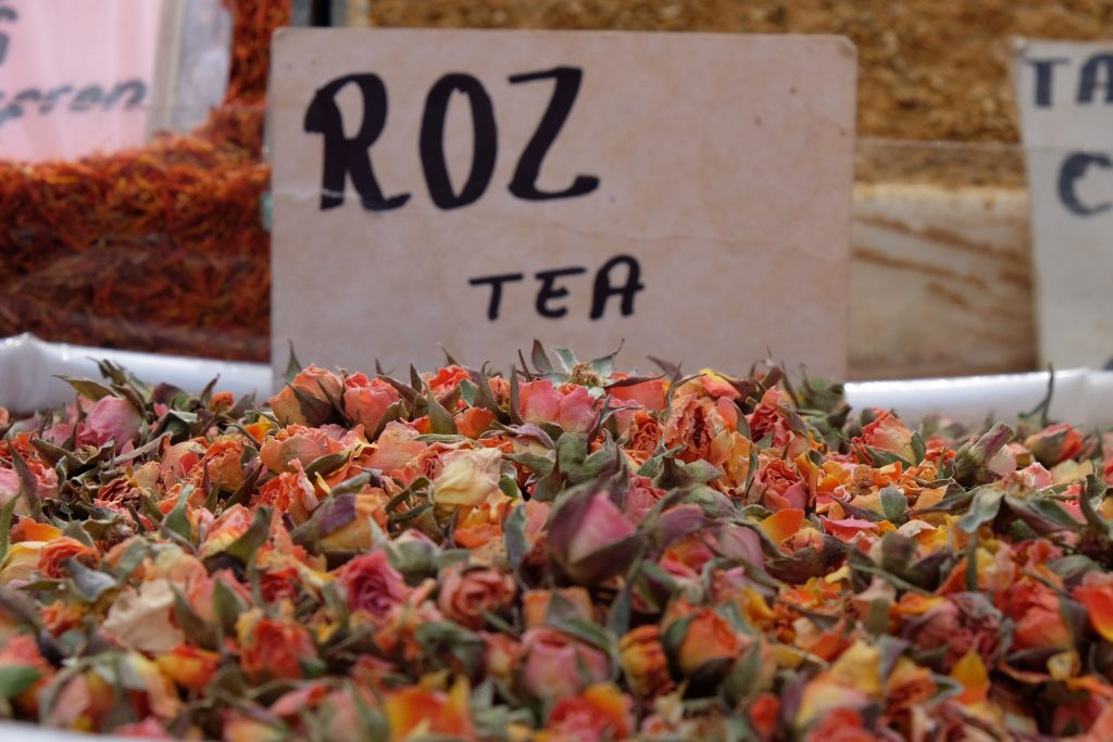 Turkey Rose Tea