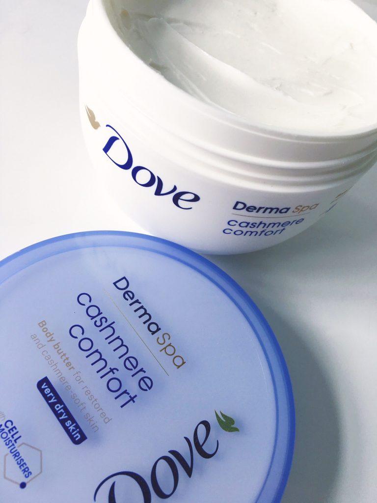 DermaSpa body butter