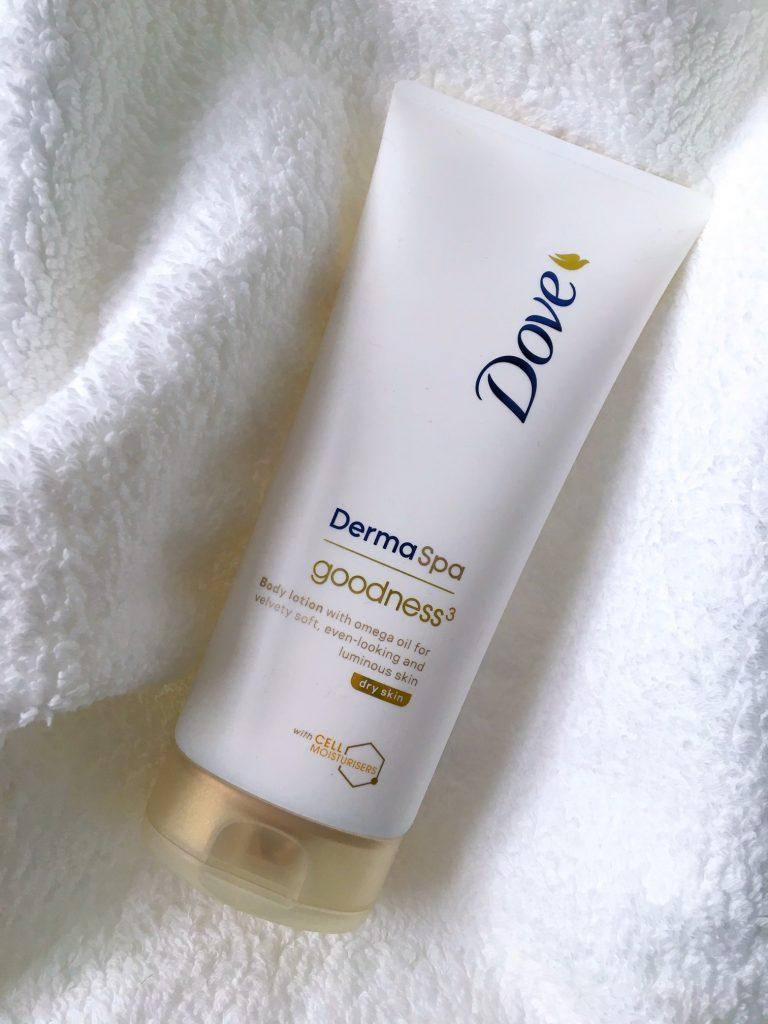 DermaSpa goodness body lotion