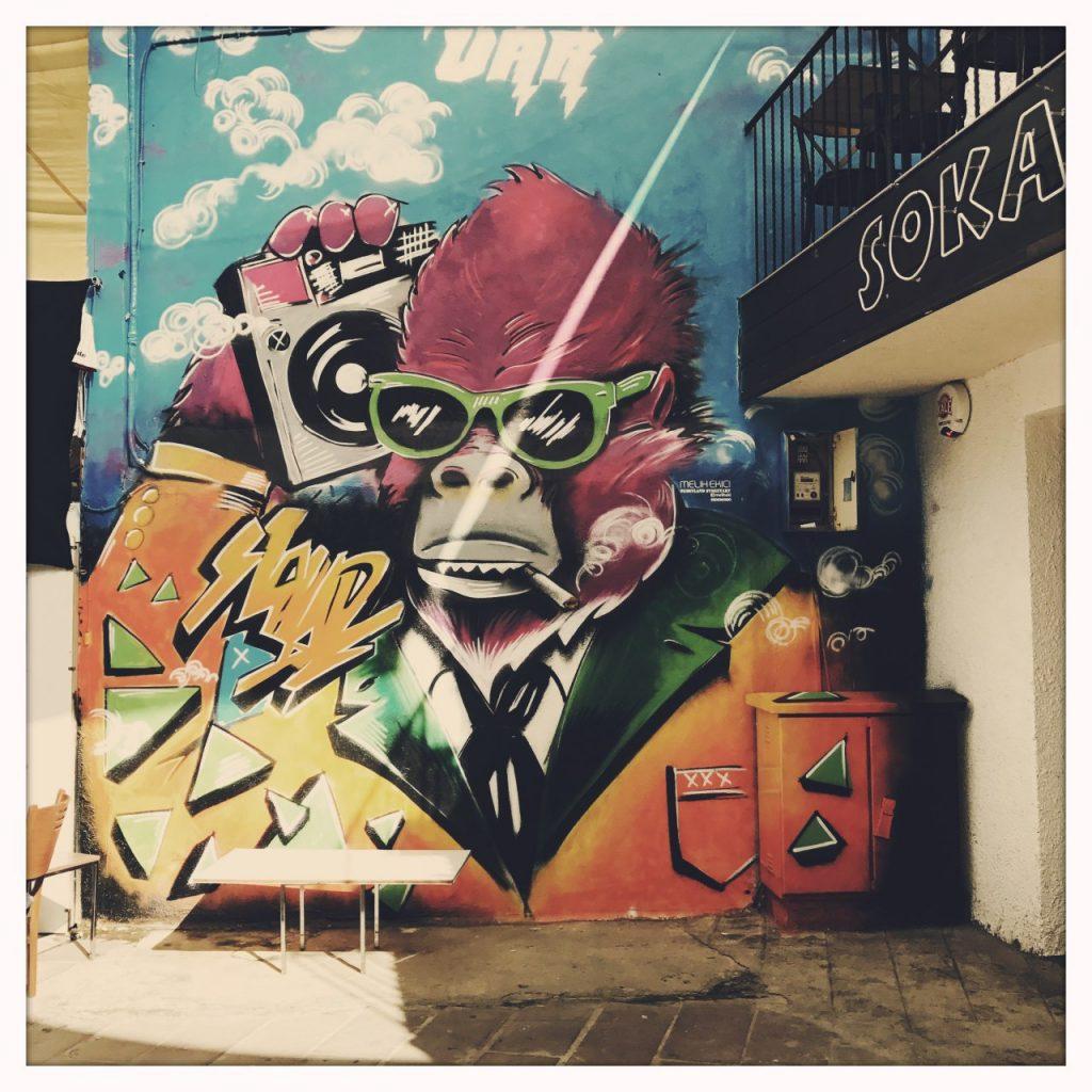 Graffitti : Bodrum