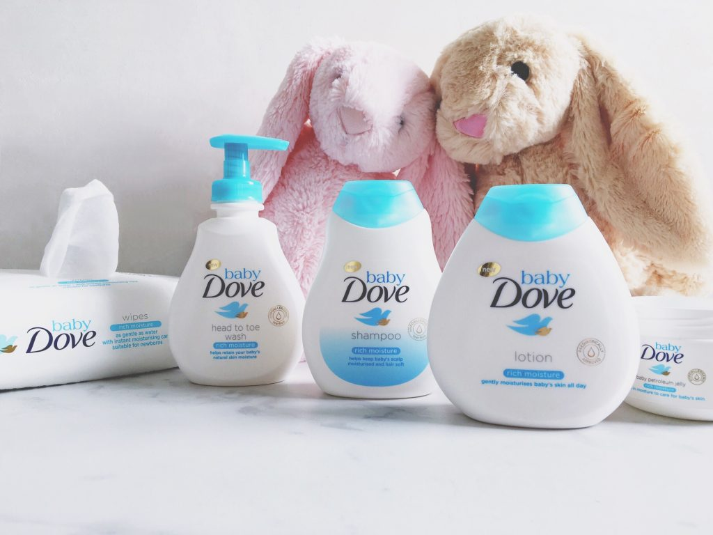 Hey Baby Baby Dove Review In My Bag