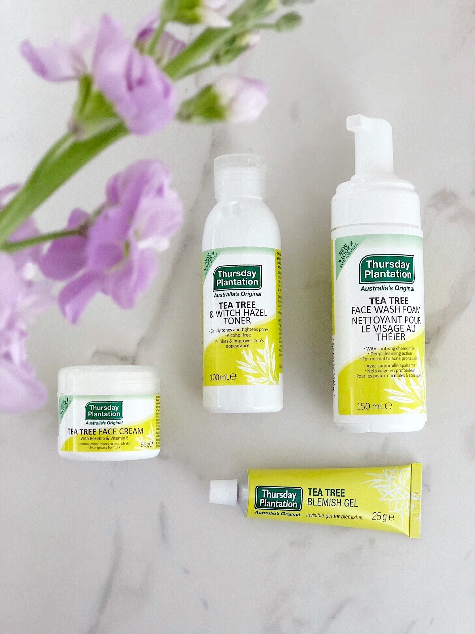 Thursday Plantation Tea Tree Oil recently launched a new and effective skincare range that works to clear acne prone skin in just three easy steps: cleanse, ...